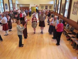 Learning to Scottish Country Dance