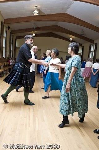 Vancouver Island Scottish Country Dance Society